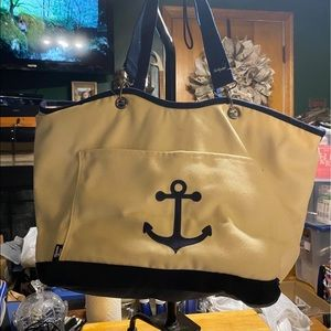 Large and Small Cooler Tote